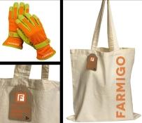 Farmigo Direct Mail pieces