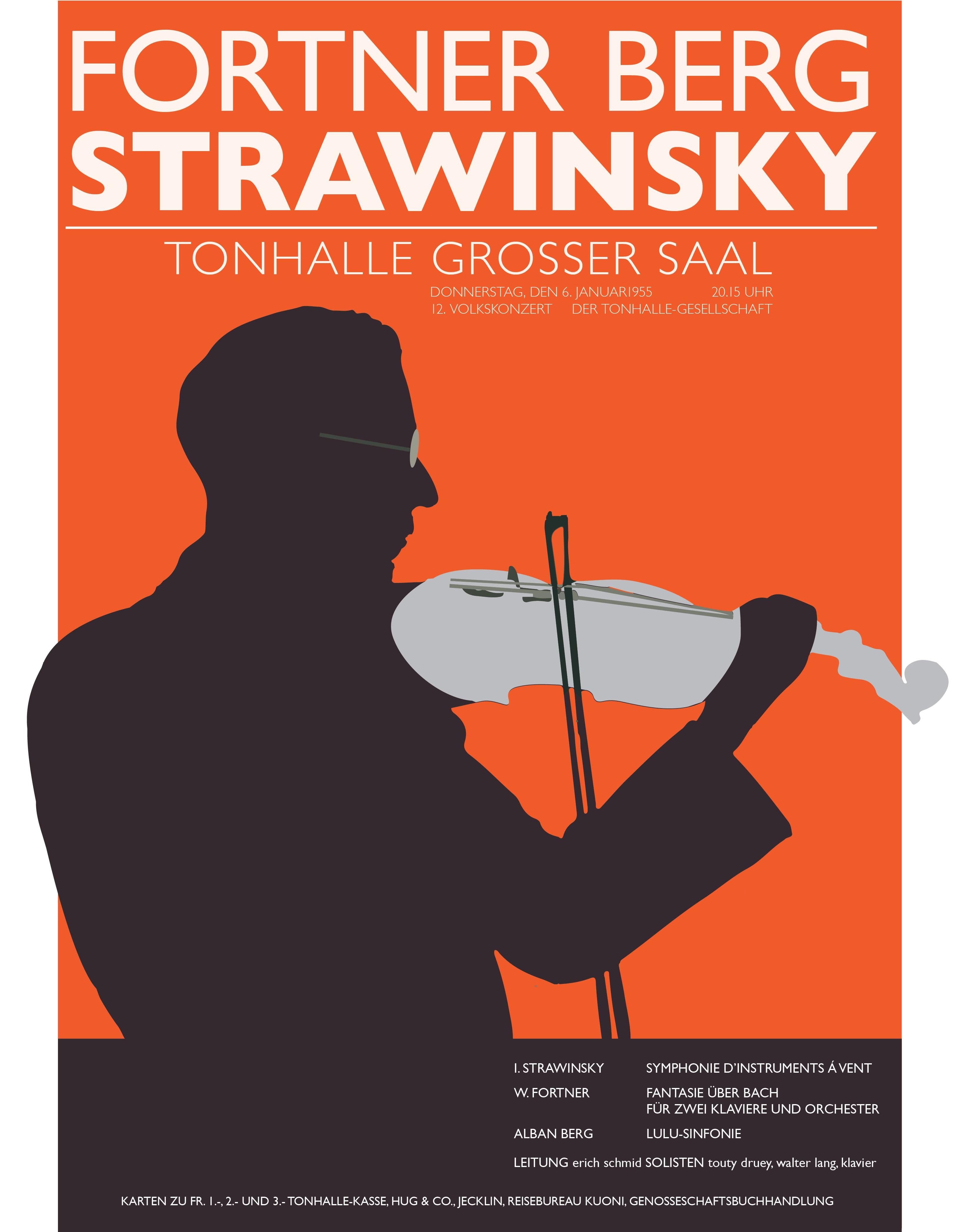 Michael Schwab Poster