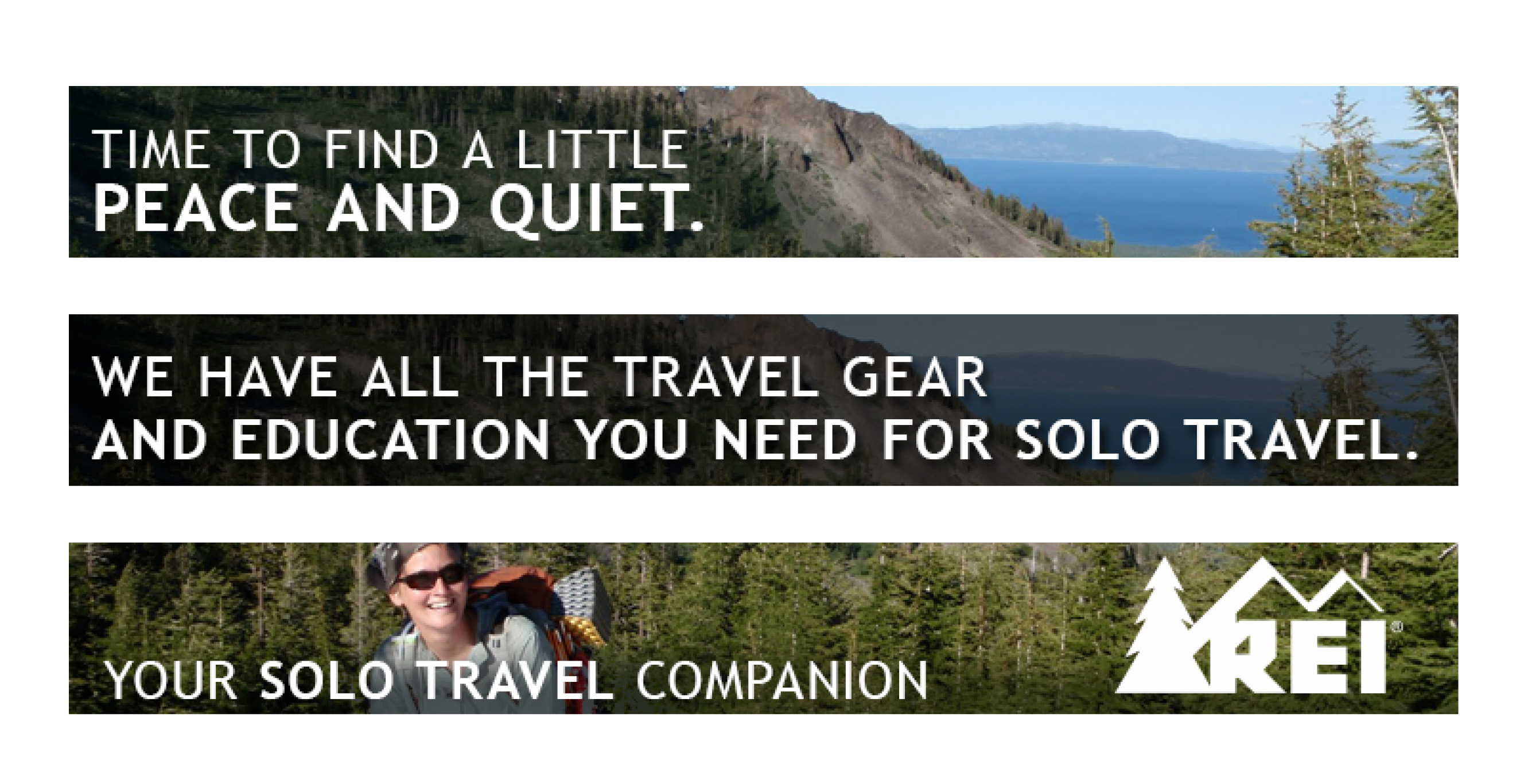 REI Banner Ad