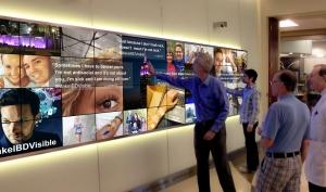 CCFA Event Smart Wall